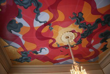 Eske Kath's commission for the Danish Royal Palace