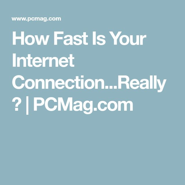 The  Best Internet Connection Speed Test Ideas On