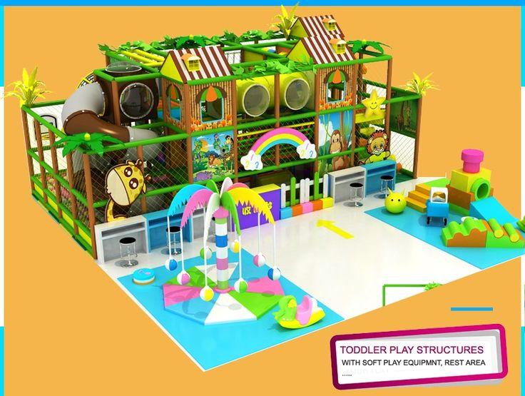 commercial indoor playground equipment-Angel playground equipment