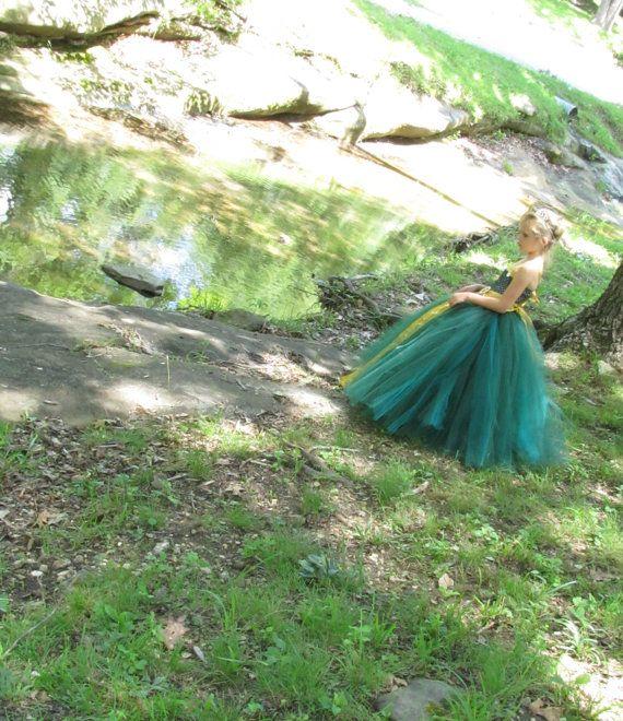 Vestido de la princesa Merida traje de la princesa merida