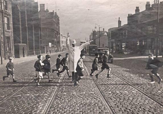 Salford City Police Chapel Street c 1931