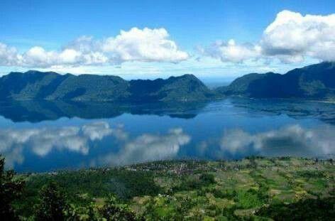 Danau Maninjau, West Sumatera
