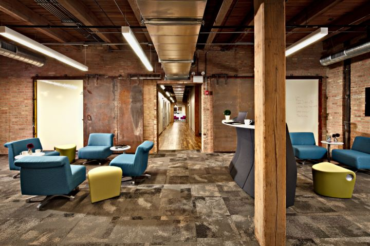 Fine Industrial Office Design With Industrial MyeOffice Workplace Design  And Technology, Office Space On Office