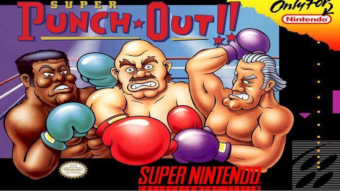 Super Punch Out (Super Nintendo NES Classic)