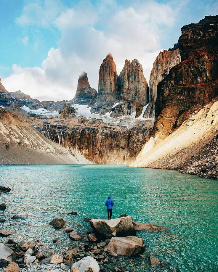 #UMWFacultyLed #StudyAbroad #UMWinChile #ChileTorres del Paine National Park, Patagonia, Chile
