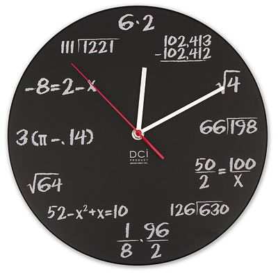 Who said wall clocks need to be boring? Check these out; there's bound to be one that fits your personality.
