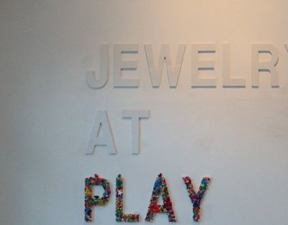 """Check out new work on my @Behance portfolio: """"JEWELRY AT PLAY"""" http://on.be.net/1Aob1AF"""