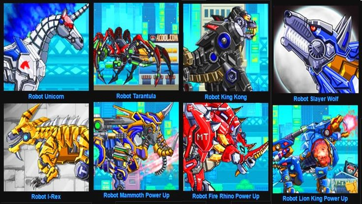 Dinosaur Robot Ship cartoon about robots_Cartoons for children_Dinosaur ...