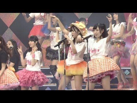 [HD] 豪華コラボ ヘビーローテーション - AKB48 ×ももクロ×乃木坂46×ハロプロ×SUPER☆GIRLS×私立恵比寿中学 etc / Heavy Rotation - YouTube