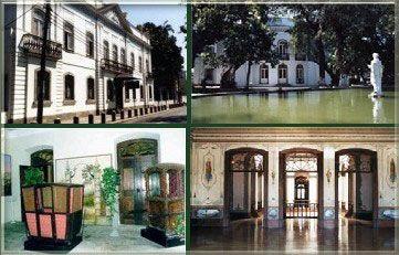 Museu do Primeiro Reinado - Antiga casa da Marquesa de Santos, caso extra conjugal de Dom Pedro I