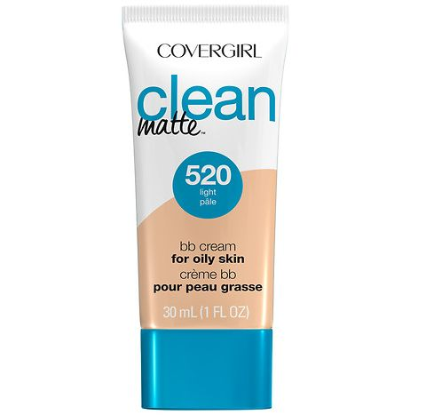 Nouveau Cheap: New CoverGirl Clean Matte BB Cream (and More)