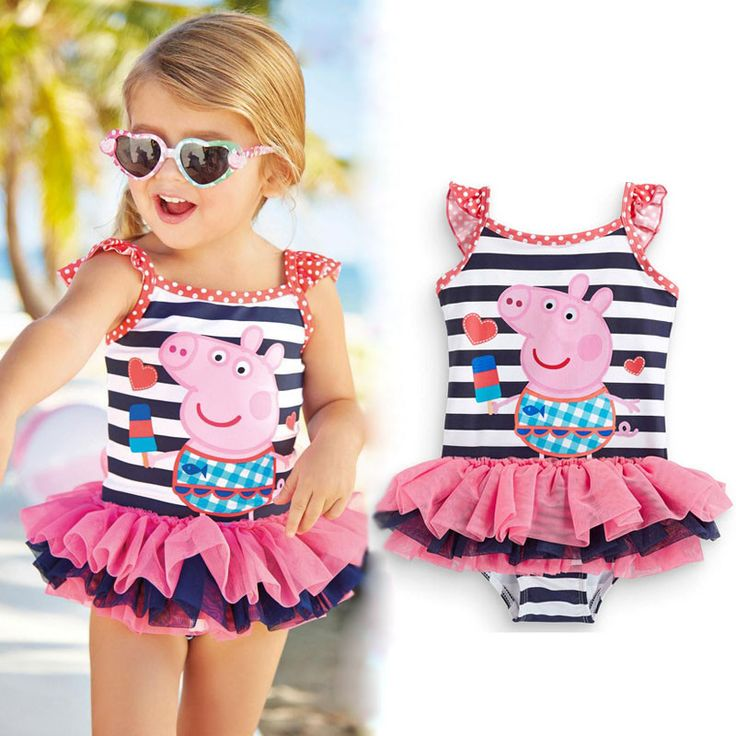 Little Girl's Swe... now @ http://loluxes.myshopify.com/products/little-girls-sweet-stripe-peppa-pig-tutu-one-piece-swimsuit-2-6y?utm_campaign=social_autopilot&utm_source=pin&utm_medium=pin  #onlineshopping #Loluxe #newitem #shopnow #shopping
