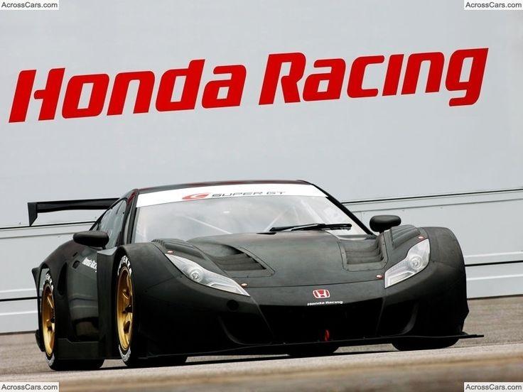 Honda HSV 010 GT (2010)