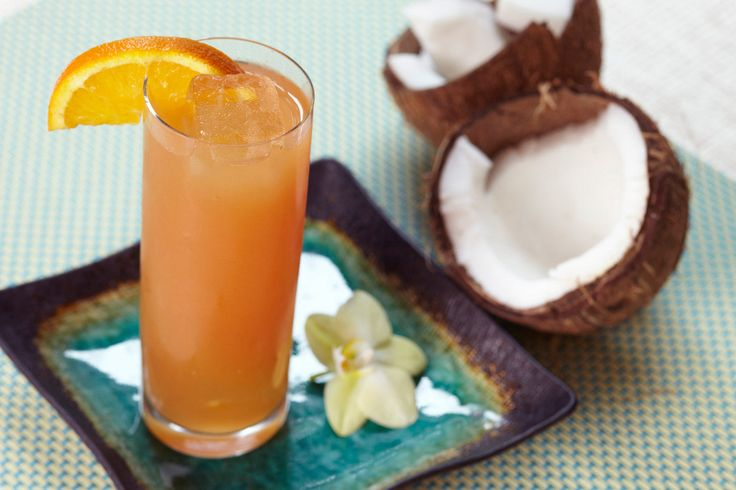 Rum Runner with Captain Morgan® Original Spiced Rum | thebar.com