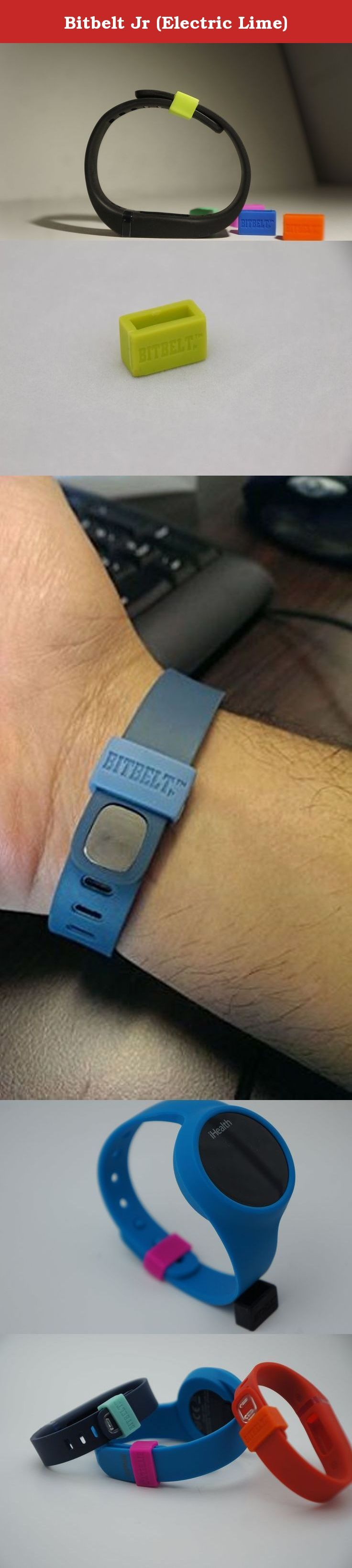 Bitbelt Jr (Electric Lime). BITBELT JR CREATED TO PROTECT YOUR THINNER WIDTH WRIST WORN FITNESS TRACKER AND CHILD SIZE MAGIC BAND. DONT RELY ON A SMALL PLASTIC CLIP TO SECURE YOUR INVESTMENT TO HEALTH OR YOUR VACATION.WE ARE THE CHEAPEST INSURANCE AVAILABLE. Your bracelet will come unclasped. We are the cheapest insurance available to keep yours from being lost.