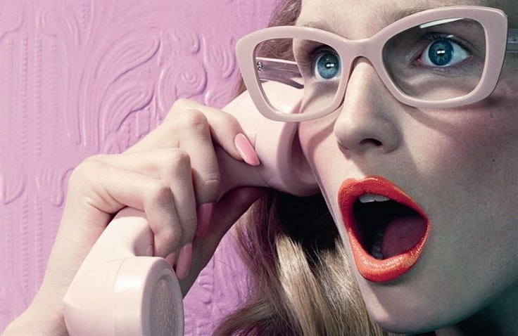 by Miles AldridgePhones Call, Food Group, Glasses, Girls Generation, Miles Aldridge, Fashion Photography, Italia Editorial, Editorial Vogue, Gossip Girls