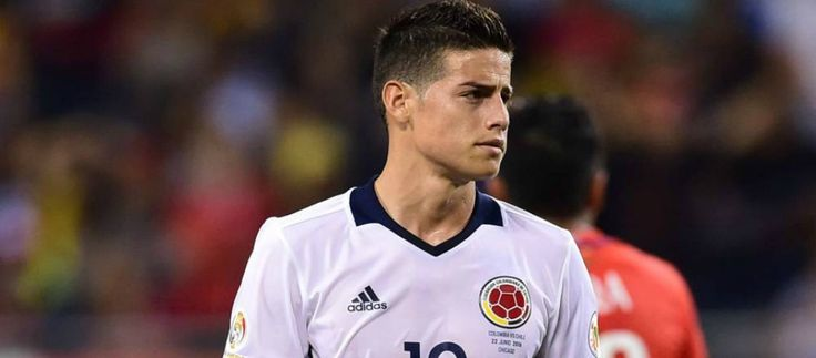 The Chinese Milan Could Attract The Like Of James Rodriguez