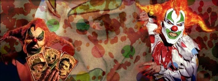 HHN: Jack The Clown FB banner by 1PaintItBlack1.deviantart.com on @DeviantArt