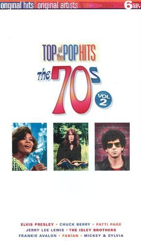 Top of the Pop Hits, Vol. 2: The 70s [Box Set] [CD]