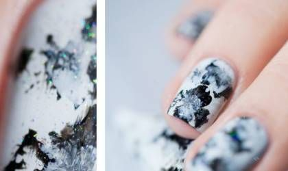 23 Sharpie Nail Art Designs for This Spring                                                                                                                                                     More