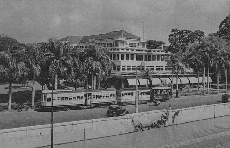 des indes 1940