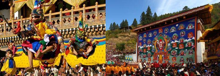 Le Bhoutan – au pays du Bonheur National Brut | Passion Nomade blogue