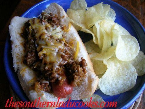 Bill S Hot Dog Sauce Recipe