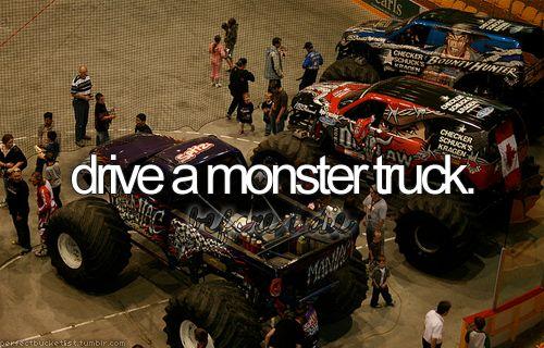 monster truck adrenaline