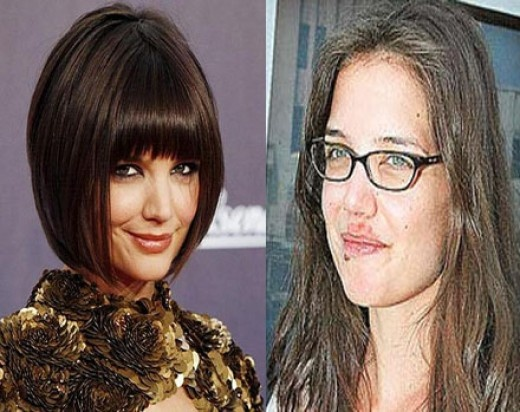 Katie Holmes: Katie Holmes, W Outs Makeup, Power Of Makeup, Katy Holmes