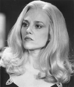 Madeline Kahn, brilliant actress/comedienne - appeared in many of Mel Brooks's films.