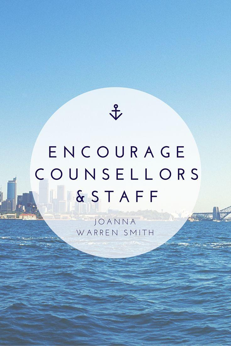 A 'HINT' to Engage Counselors & Staff - Joanna Warren Smith  #marketing #summercamp