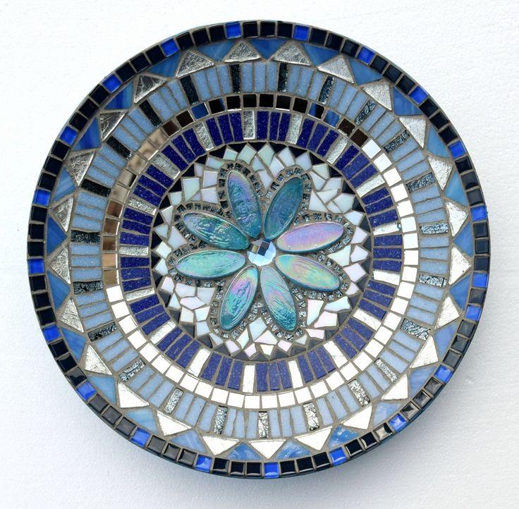 Mozaiekpakket 2 Schaal Star Blauwtinten