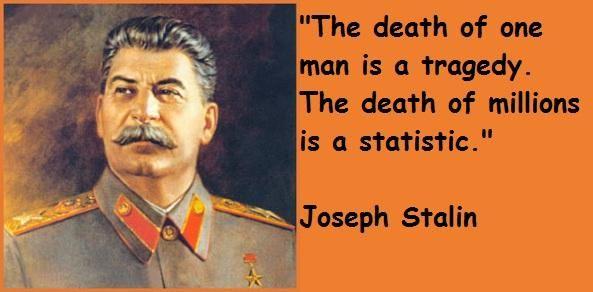 ผลการค้นหารูปภาพสำหรับ josef stalin quotes