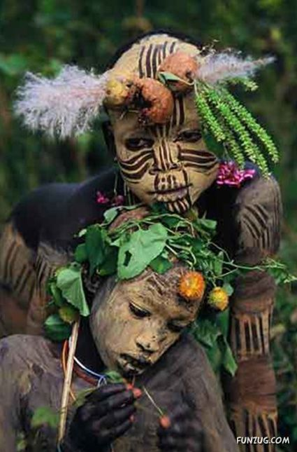 ART EXPRESSED ~ thr African  Children