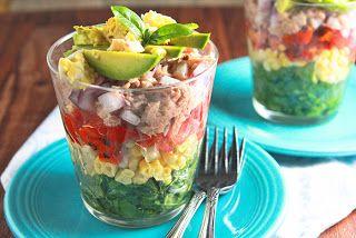 InVkus: Летний радужный салат