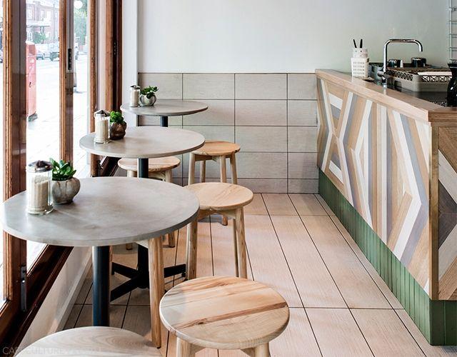 CAMPOS CAFE DULWICH HILL - Cafe Culture + Insitu