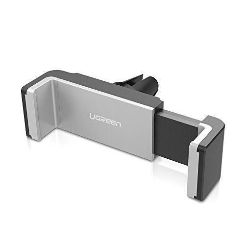FYI: UGREEN Support Téléphone Voiture Support à Grille d'Aération avec Rotation 360 Degrés pour iPhone X/ 8/ 8 Plus/ 7/ 7 Plus/ 6s, Samsung…