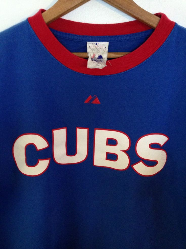 A personal favorite from my Etsy shop https://www.etsy.com/listing/227606265/chicago-cubs-shirt-chicago-t-shirt-cubs