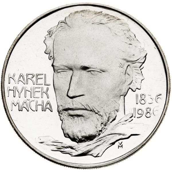Karel Hynek Mácha - 1986