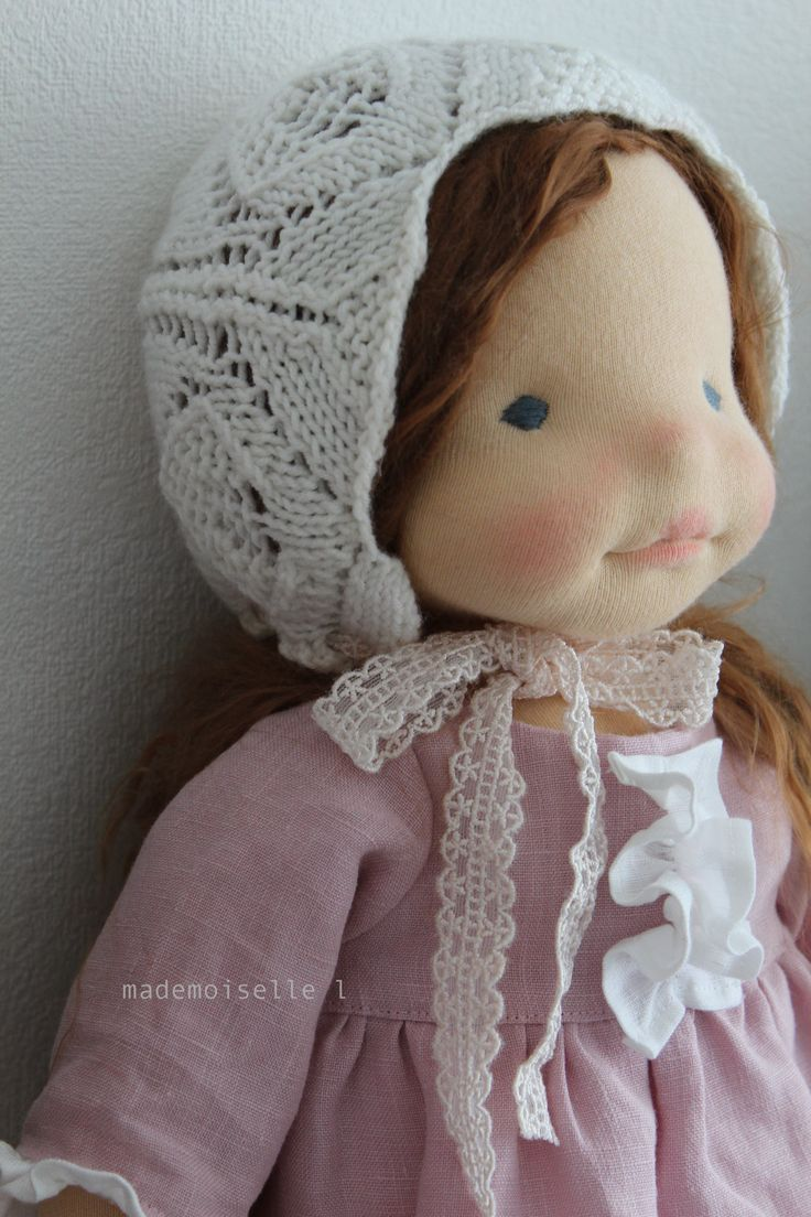 Mademoiselle L by North Coast Dolls