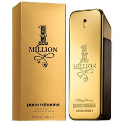 1 Million by Paco Rabanne is available at Luxury Perfume. Find the best deals on authentic fragrances and other beauty products. Free U.S Shipping on all orders over 59.00.