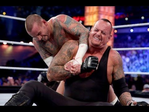The Undertaker vs  Brock Lesnar   Hell in a Cell Match  WWE Hell in a Ce...