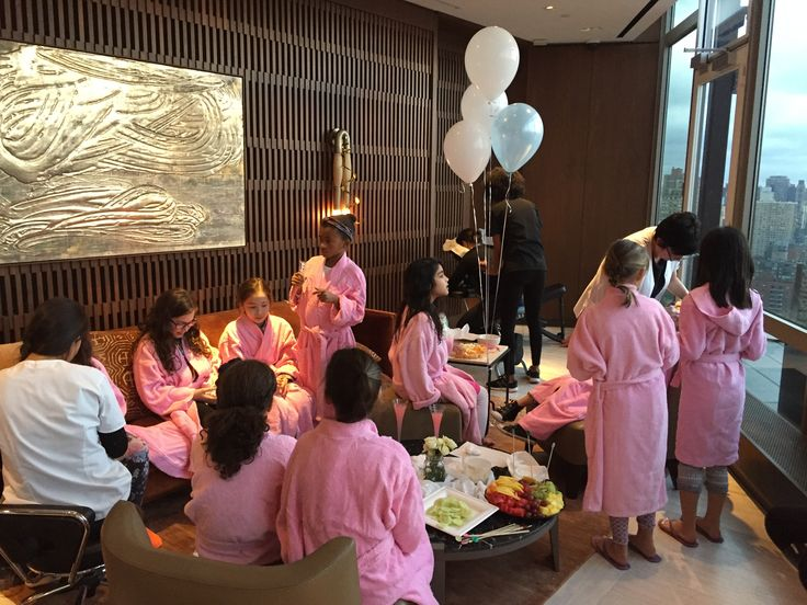 Spa Packages Nyc Birthday