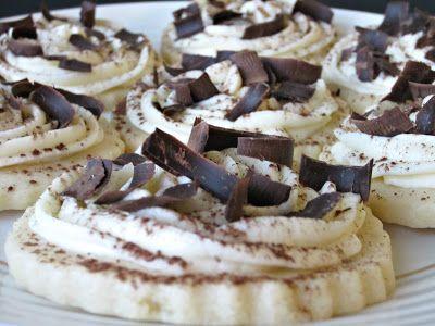 Tiramisu Cookies- YUM!