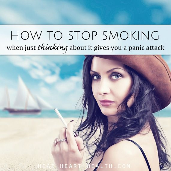 Just thinking about quitting smoking used to give me a massive panic attack. I didn't think I'd ever give up. But I have and this is how I stopped smoking.