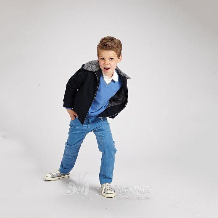 çocuk ceket çocuk kış giyim 2013 avrupa moda kışlık mont-Çocuk ...