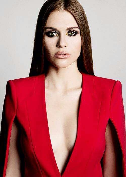 Holland Roden New Photoshoot