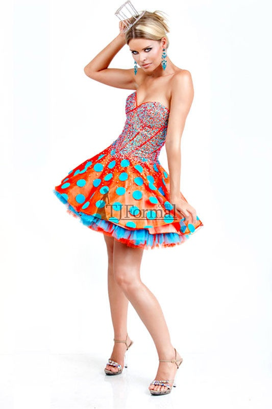 Funky Prom Dresses - Boutique Prom Dresses