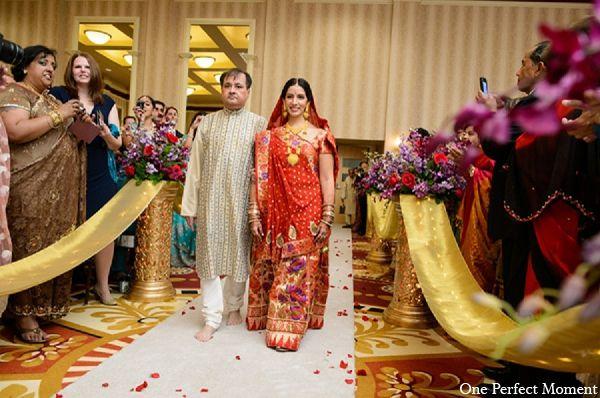indian wedding bride ceremony hindu http://maharaniweddings.com/gallery/photo/9653