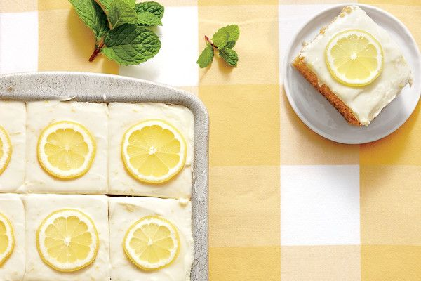 Lemon Cake Recipes That Require a Second Slice - Southern Living. Is there enough for seconds?
